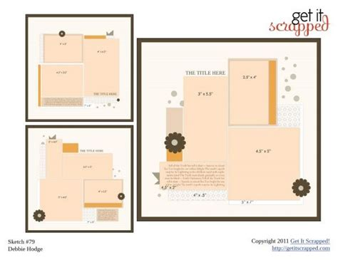 layout template gis 49 best scrapbooking templates from gis images on