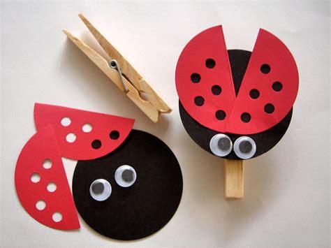 Etsy Crafty by Ladybug Ideas Ladybug Craft By