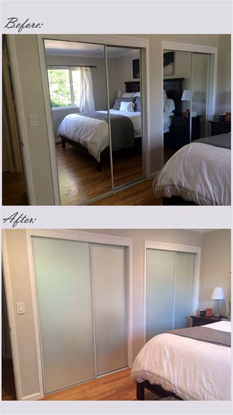 how to cover mirrored closet doors how to cover mirrored closet doors how to repurpose
