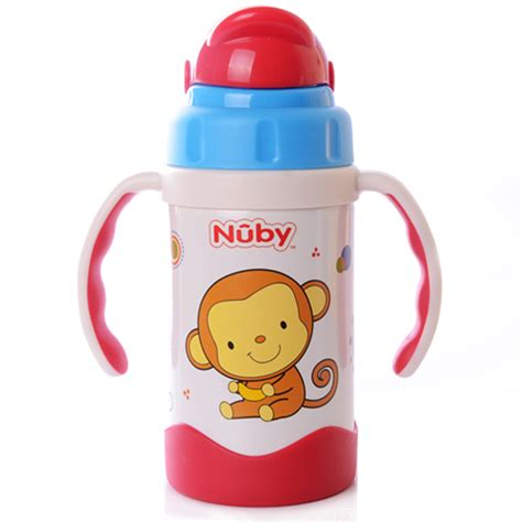 Dijamin Nuby Sippy Cup the nuby insulation sippy cups baby baby sippy cups with handles insulation cup children