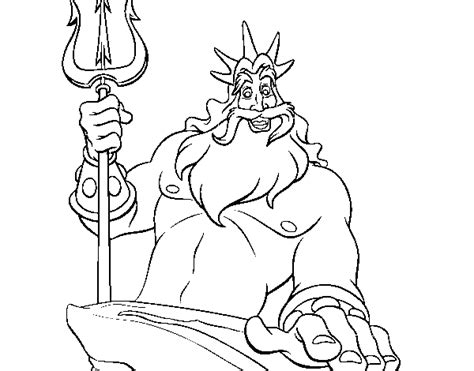little mermaid king triton coloring pages lego king triton coloring pages coloring pages