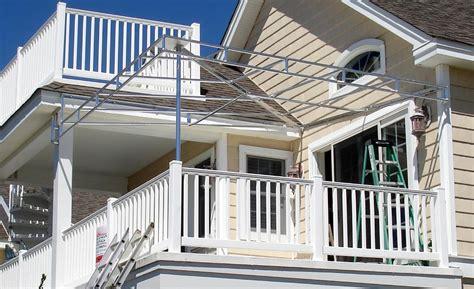 all season awnings wedge canopy