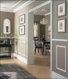 Dining Room Molding Ideas by Attractive Easy To Install Polyurethane Moldings