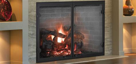 Can I Burn Wood In Gas Fireplace by Majestic Biltmore Wood Burning Fireplace Inseason