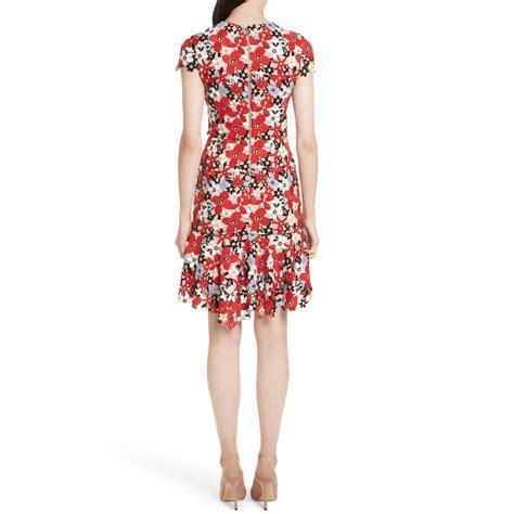 30263 Sleeve Floral Dress imani floral lace cap sleeve mini dress evachic
