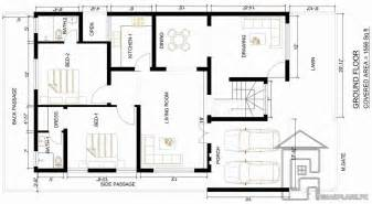 maps floor plans 10 marla house map gharplans pk