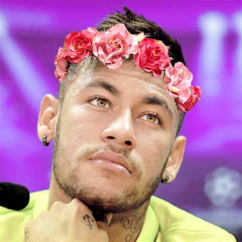 neymar tattoo 23 neymar jr cool neck tattoos