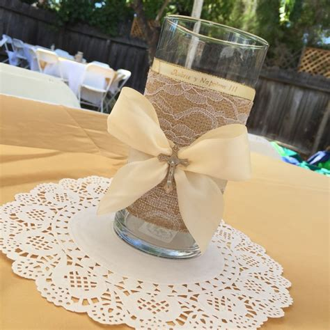 baptism decorations centerpieces 17 best ideas about boy baptism centerpieces on