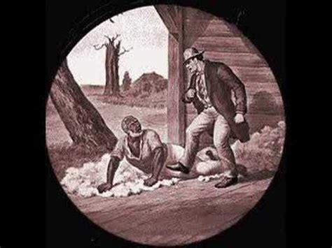 America At Work slaves working on american plantation