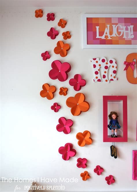paper flower wall tutorial top 25 ideas about cardstock flowers on pinterest