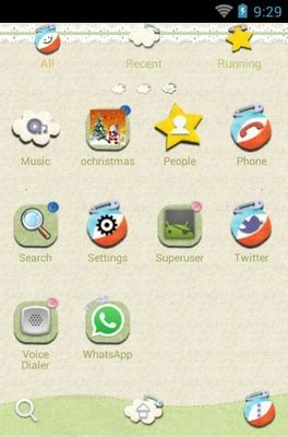 themes android cartoon cartoon android theme for go launcher androidlooks com