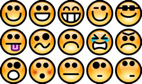 emotions clipart smiley clip emotions clipart panda free