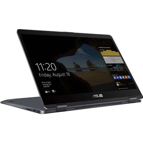 Asus Vivobook Flip asus 15 6 quot vivobook flip tp510ua multi touch tp510ua dh71t