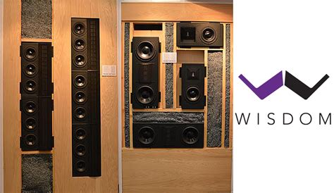wisdom audio adds new models to the cinema speaker line publications