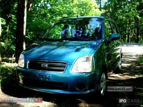 Suzuki Wagon R Diesel 2005 Suzuki Wagon R Klimatyzacja Diesel Igla Car