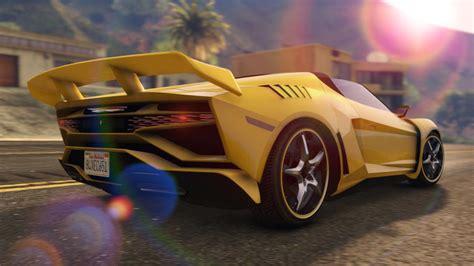 pegassi zorrusso supercar coming  gta  gamersheroes