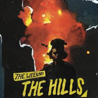 the weeknd wiki the hills song wikipedia