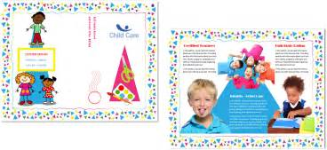 Child Care Brochure Templates Free by Child Care Brochure Template 19 Child Care Owner
