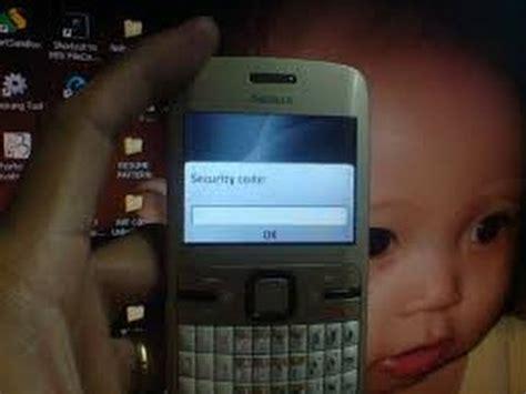 resetting nokia c3 nokia c3 00 password unlock solution nokia c3 00 full