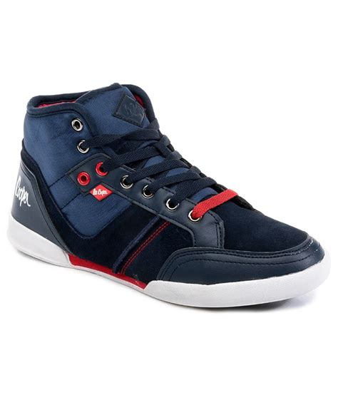 leecooper sports shoes cooper navy sneaker shoes lc3516navy buy