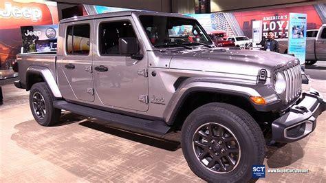 2020 jeep gladiator overland 2020 jeep gladiator overland exterior and interior