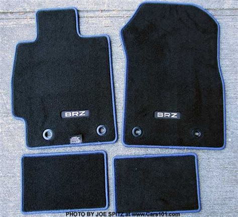 Brz Floor Mats by 2015 Brz Interior Photos And Images