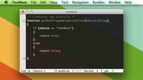 best code editor for mac the best programming text editor for mac