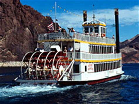 hoover dam paddle boat tours lake mead cruise and hoover dam discovery tour with prices