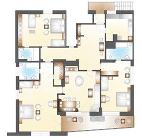appartamenti erika ortisei apartments erika st ulrich ortisei gr 246 den val gardena