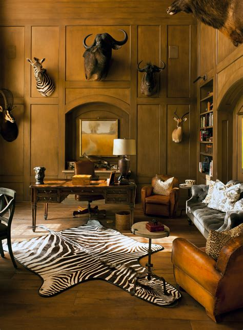 100 safari home decor ideas add some adventure