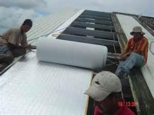 installing metal roof on pole barn pole barn insulation