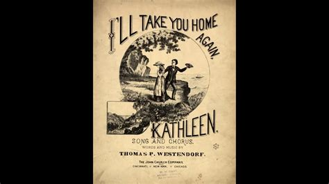 i ll take you home again 1876