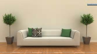 rooms with couches white sofa in a room wallpaper