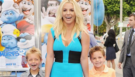 Britneys Weekend by Family Is The Most Of The