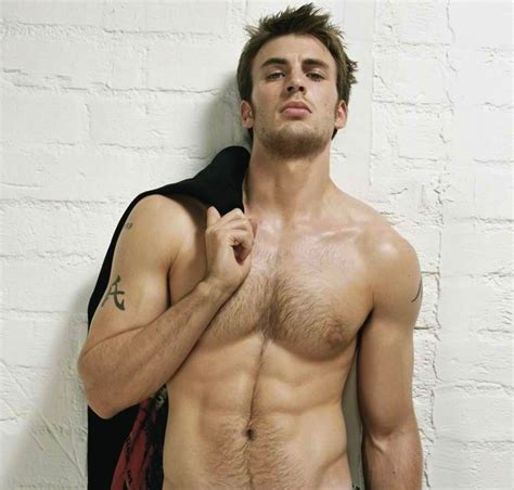 chris evans shamelessly shirtless alan ilagan