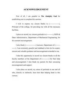 phd thesis acknowledgement template how to write an acknowledgement page for a dissertation