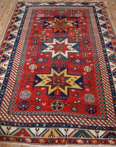 unusual rugs antique caucasian star kazak rug rare unusual design late