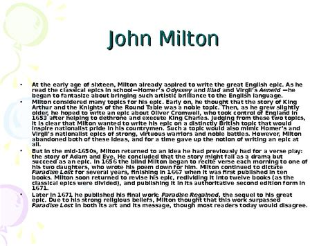 Milton Essay by College Essays College Application Essays Milton Essay