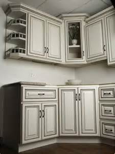 Antique White Glazed Kitchen Cabinets Dkbc Vintage White Glaze Maple S23g Kitchen Cabinets And Vanities Dkbc Kitchen Cabinets