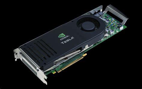 What Is Nvidia Tesla Nvidia Tesla C870 Gpu