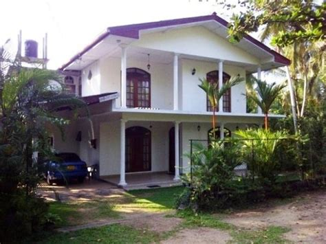 40 perches land with two story house near gaha gaha