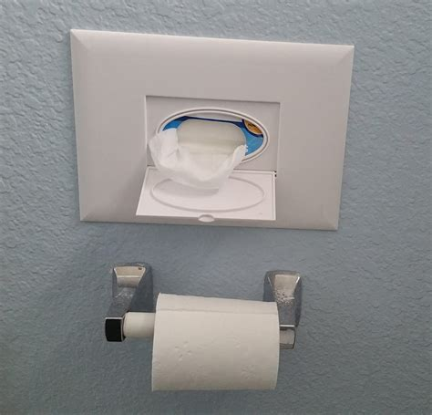 bathroom wipes dispenser forever fresh in wall wet wipe dispenser the green head