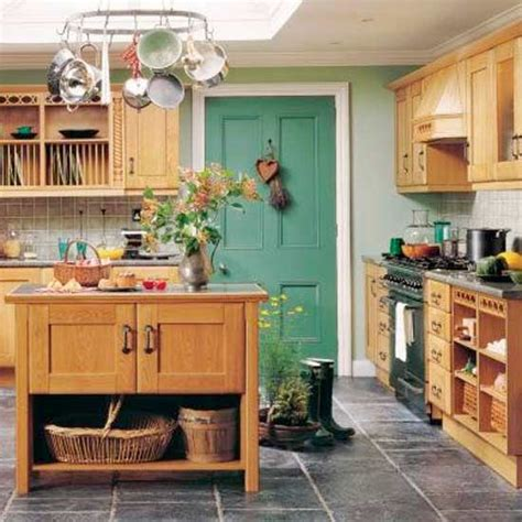 Country Chic Kitchen by How To Create A Country Style Kitchen
