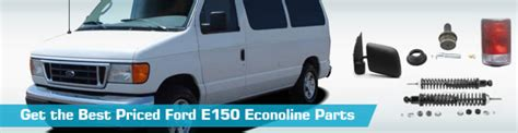 Ford Replacement Parts by Ford E150 Econoline Parts Partsgeek