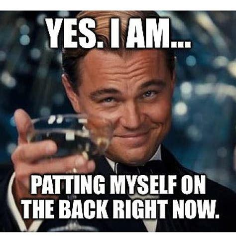 Pat On The Back Meme - a working mum s life it wasn t a dress rumbidza makina