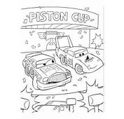 Cars Coloring Pages  To Print