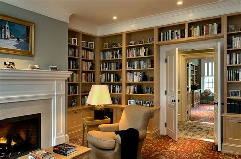 home library decorating ideas 30 classic home library design ideas imposing style freshome com