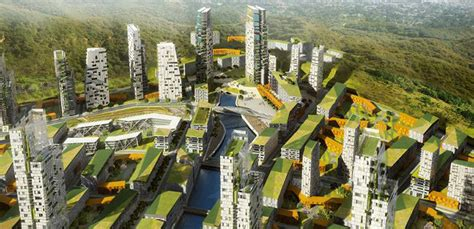 design guide for built environment combining the built and natural environments to create