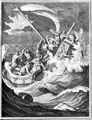Agonizomai: Jonah 1: 1-2 - The Stage for Rebellion