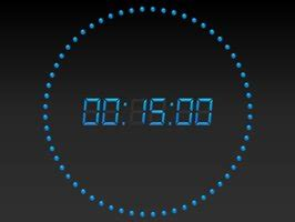 countdown timer template create or a powerpoint countdown timer
